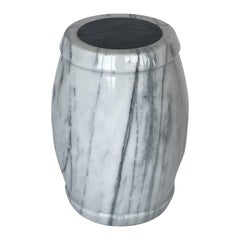 Marble Stool or Side Table