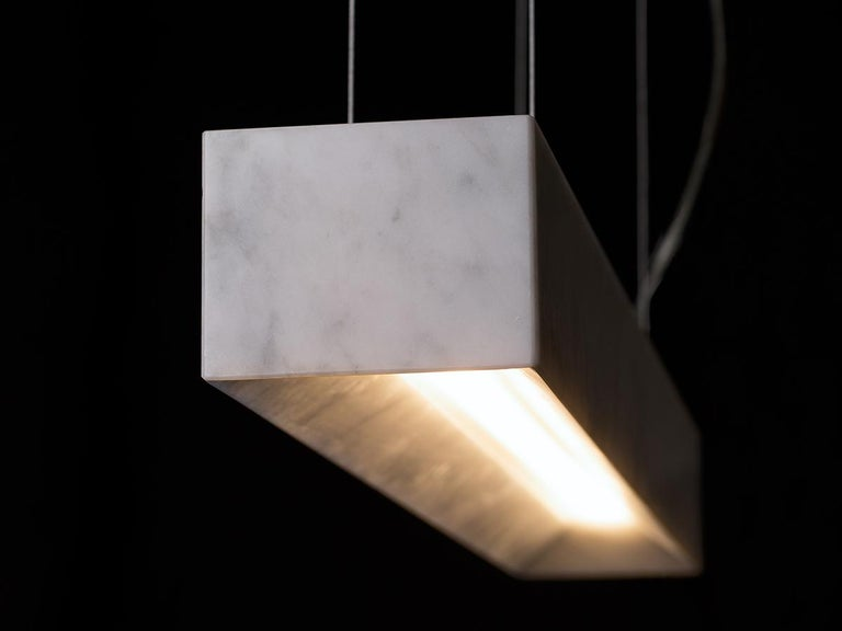 Suspension lamp - Block Long