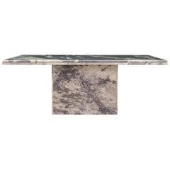 Marble Table 1960s Vintage Danish Design