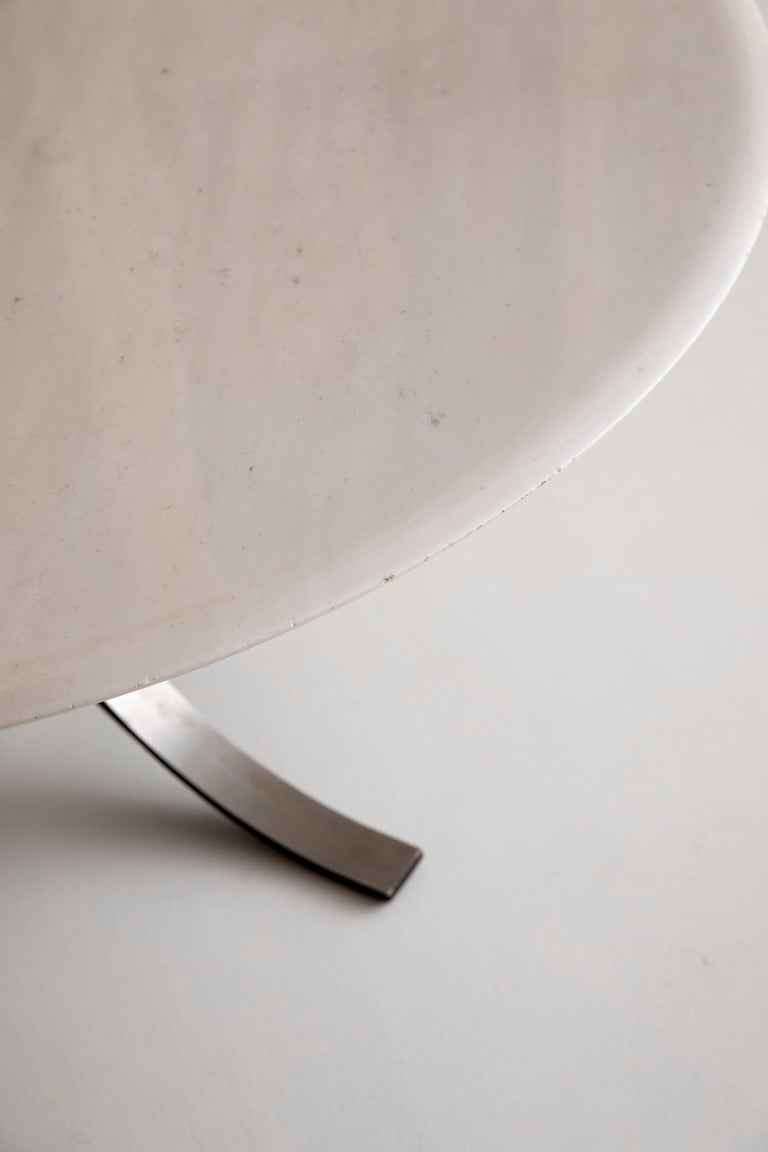 Mid-20th Century Marble Table by Osvaldo Borsani and Eugenio Gerli for Tecno For Sale
