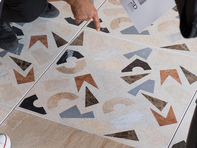 Floor tiles Terrazzo - Barena Decor In New Condition For Sale In Verona, IT