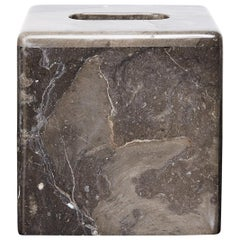 Marble Tissue Box from Viceroy Miami designed by Kelly Wearstler, circa 2008