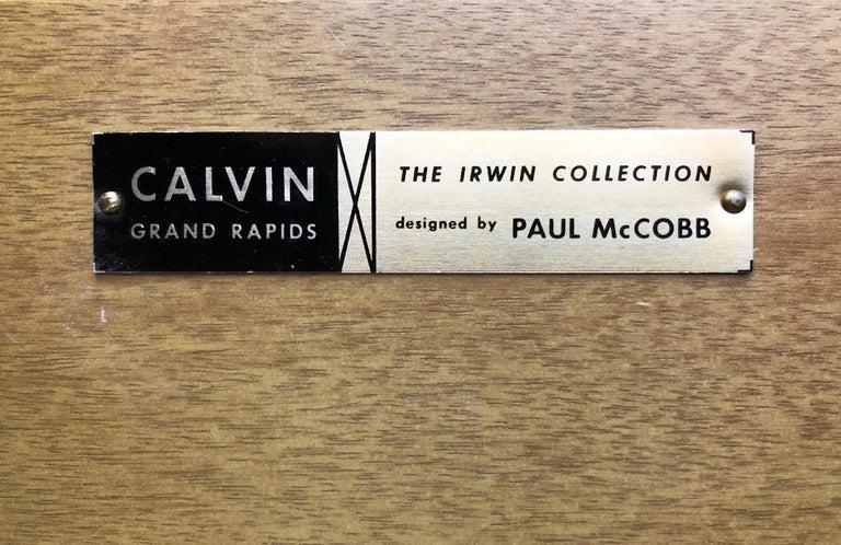 American Marble-Top Dresser by Paul McCobb for Calvin