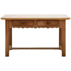 Marble Top Patisserie Table