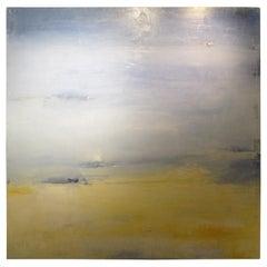 Marc Antoine Goulard, 'French 1964' Oil on Panel