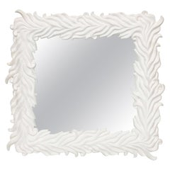 Marc Bankowsky, Plaster Mirror, France, 2006