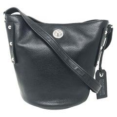 Marc By Marc Jacobs M0007255-001 C Lock Bucket Black  Crossbody Women's Bag