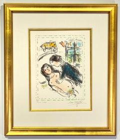 """Marc Chagall """"Hymenee"""""""