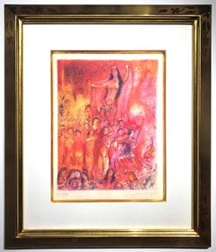 "Marc Chagall ""Arabian Nights"""