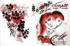 Chagall Lithographe III