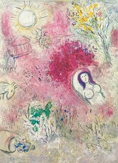 Chloe, Daphnis & Chloe 1977 Limited Edition, Marc Chagall