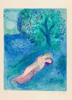 """Daphnis and Chloé"", 1961: ""La Leçon de Philéta"