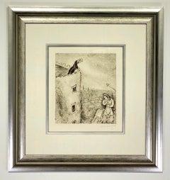 "Marc Chagall ""David et Bath-Scheba Sorlier 267"""