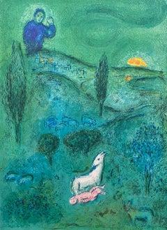 """""""Daphnis is found by Lamon,"""" Daphnis et Chloé"""
