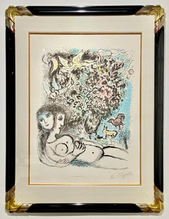 "Marc Chagall ""Eve"""