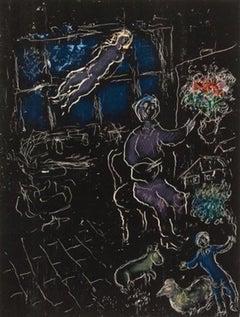 L'Atelier de Nuit, lithograph