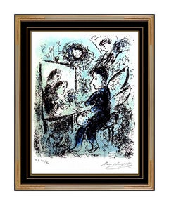 Marc Chagall Portrait Prints