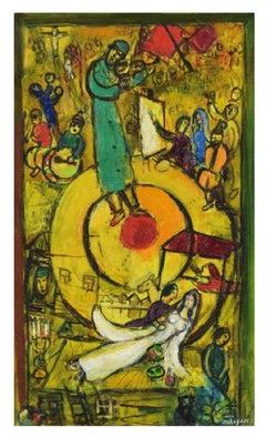 Marc Chagall-Liberation, 1937–1945