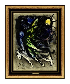 Marc Chagall Animal Prints