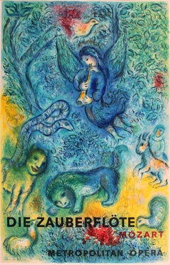 "The Magic Flute (Die Zauberflote)-40"" x 26"" 1967"
