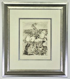 "Marc Chagall ""Tru red white paper"""