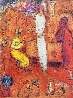 """""""Megacles Recognizes His Daughter,"""" Daphnis et Chloé (Cramer 46), Diptych"""
