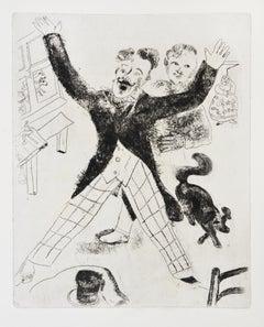 Nicolai Gogol, Marc Chagall, Les âmes mortes.