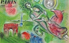 Paris L'Opera le Plafond de Chagall
