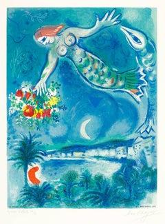 Sirene et Poisson