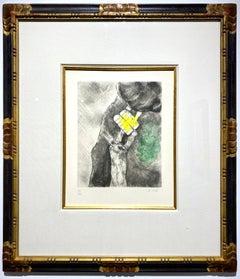 """Marc Chagall """"Ten Commandments"""""""