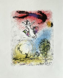 The Poesy - Original Lithograph - 150 copies