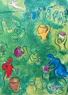 """""""The Wine Harvest,"""" Daphnis et Chloé (Cramer 46)"""