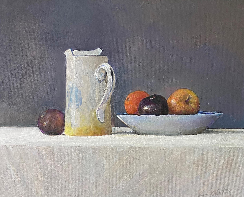 """Ensemble"" - Contemporary Realism - Still Life - Manet"