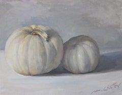 """Harvest"" - Contemporary American Realism - Still Life - Bouguereau"