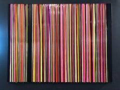Sockcode I Abstract painting