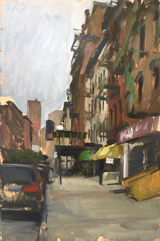Centre Street, Chinatown, NY