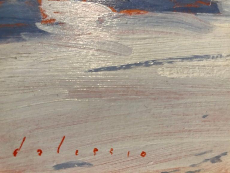 Faistenau - Academic Painting by Marc Dalessio