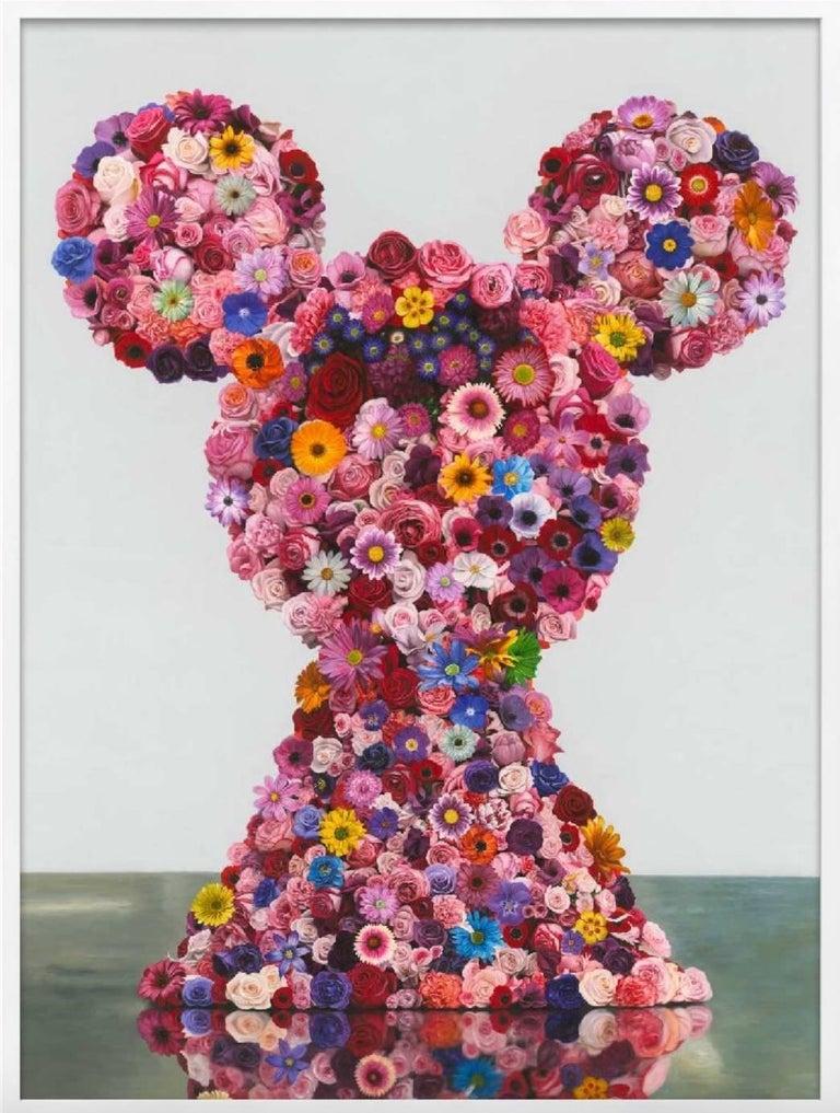Marc Dennis, Rad, Mad, Glad - Figurative Print