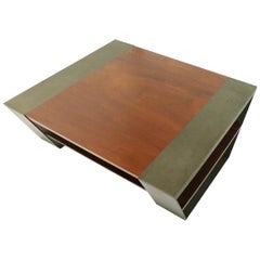 Marc Des Plaines Antoine Proulx CT-14 Postmodern Coffee Table