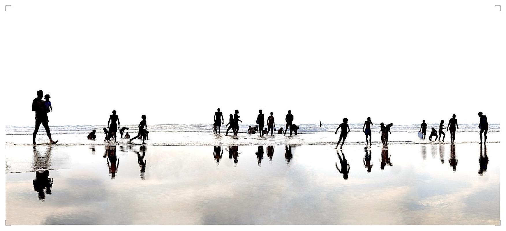 Plage 6 Ed.7 - 21st Century, Contemporary, Beach Landscape Photography