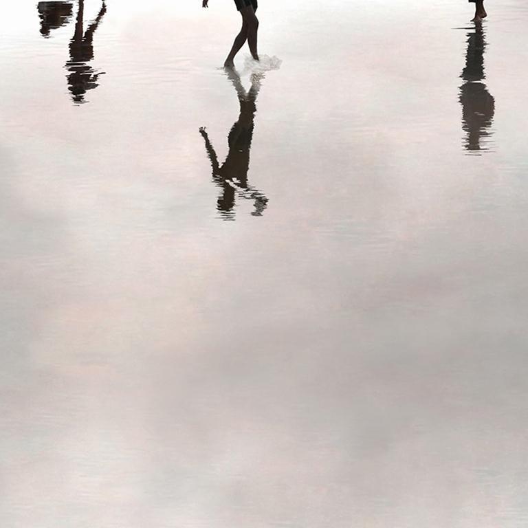 Plage 80 - 21st Century, Contemporary, Beach Landscape Photography For Sale 1