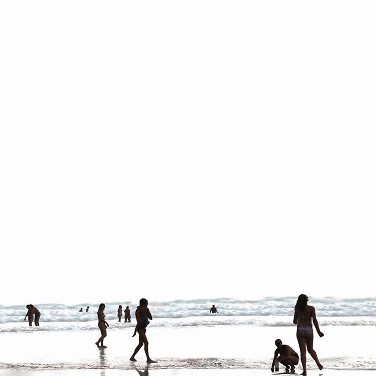 Plage 80 - 21st Century, Contemporary, Beach Landscape Photography For Sale 2
