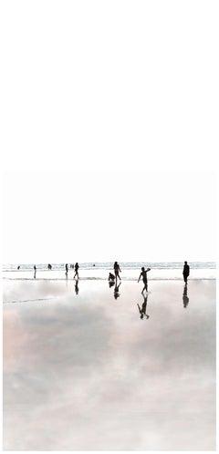 Plage 80 - 21st Century, Contemporary, Beach Landscape Photography