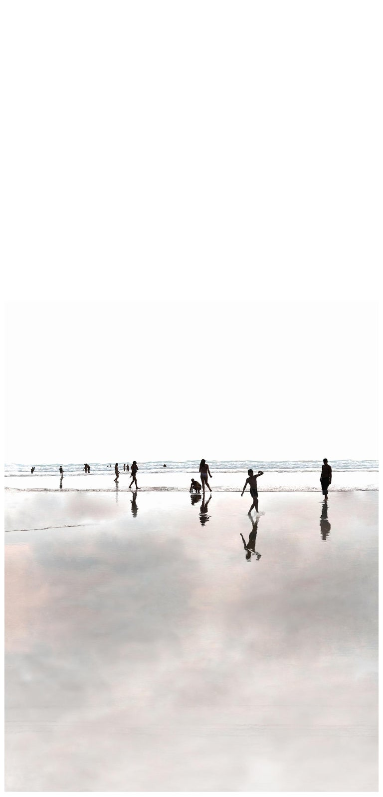 Marc Harrold Landscape Print - Plage 80 - 21st Century, Contemporary, Beach Landscape Photography