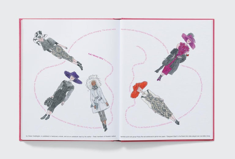 A unique monograph of over 50 collections created by the fashion designer Marc Jacobs in the past 25 years and illustrated by Grace Coddington In 2016, internationally acclaimed designer Marc Jacobs commissioned his friend and talented illustrator
