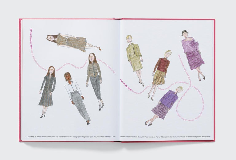 Paper Marc Jacobs Illustrated by Grace Coddington For Sale