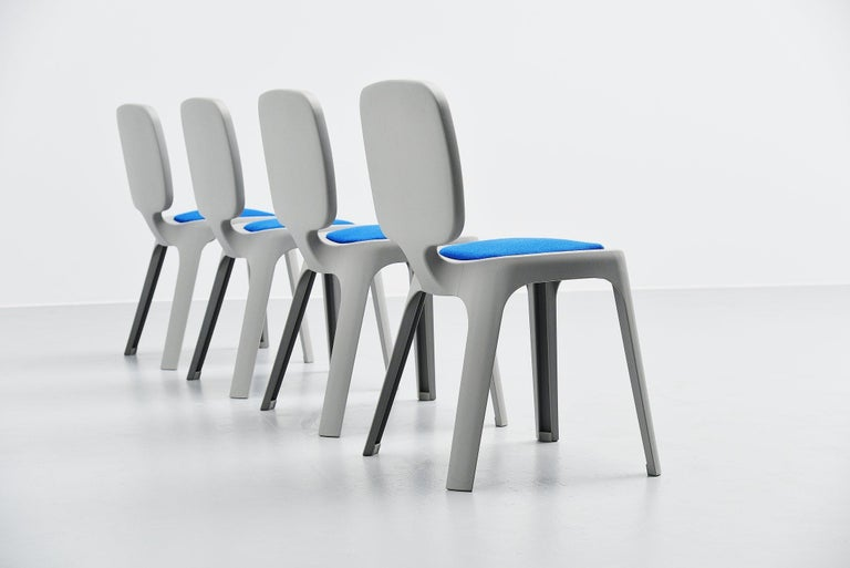 Marc Newson Coast Dining Set Magis, Italy, 1995 For Sale 1