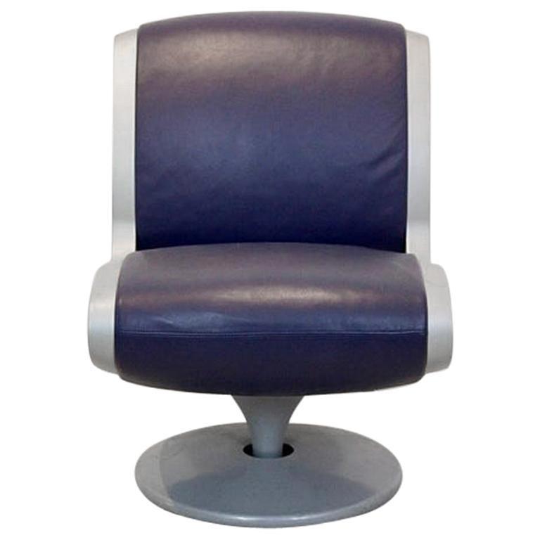 Marc Newson 'Gluon' Swivel Chair by Moroso, Italy