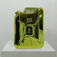 100 Years of Readymade  100 Years of Petrol Yellow Fluo Diamond Petrol