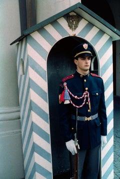 Prague Soldier